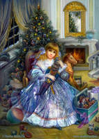Nutcracker ( vertical variant) by Fantasy-fairy-angel