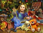 New Year's mood by Fantasy-fairy-angel