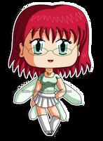 Mini Chibi Amai by izka-197