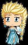 Frozen: Chibi Snow Queen Elsa