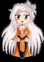 [Commission89] Chibi Yuuri by izka-197