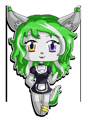 Mini Chibi Lea by izka-197