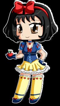 Disney Chibi: Snow White