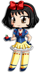 Disney Chibi: Snow White