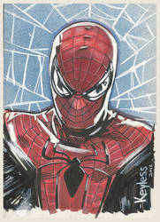 Spider Man Sketch