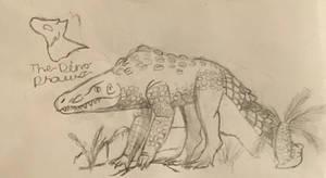 Britanosuchus tromus (Outdated Megalosaurus)