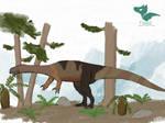 Jurassic June- Massospondylus