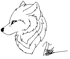 how to draw well in animal jam snowyclaw