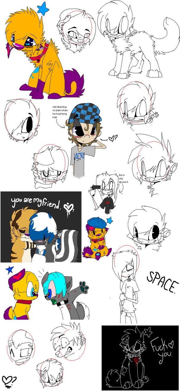 sketch dump by Oashi