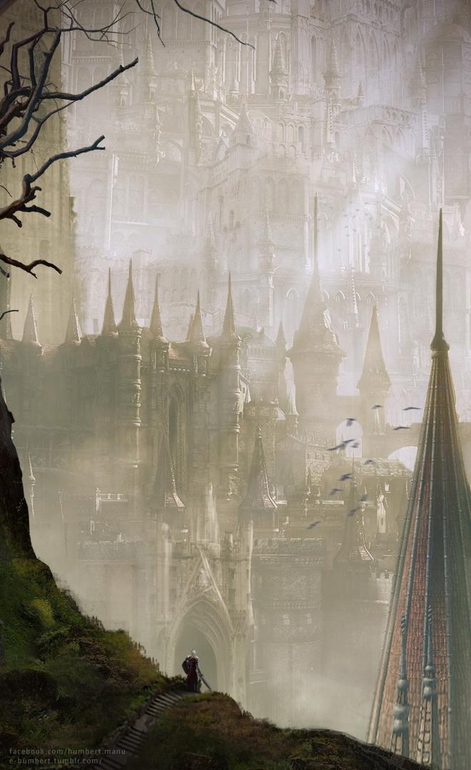 Dark Souls by e-humbert