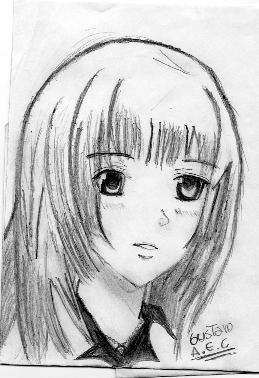 Maria Kurenai Vampire Knight Manga By Tavo97 On Deviantart