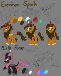 [MLP] Earthen Spark reference