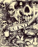 no exit