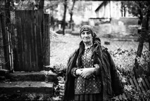 Old woman by datochalidze
