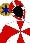 Red Lightspeed Rescue Ranger