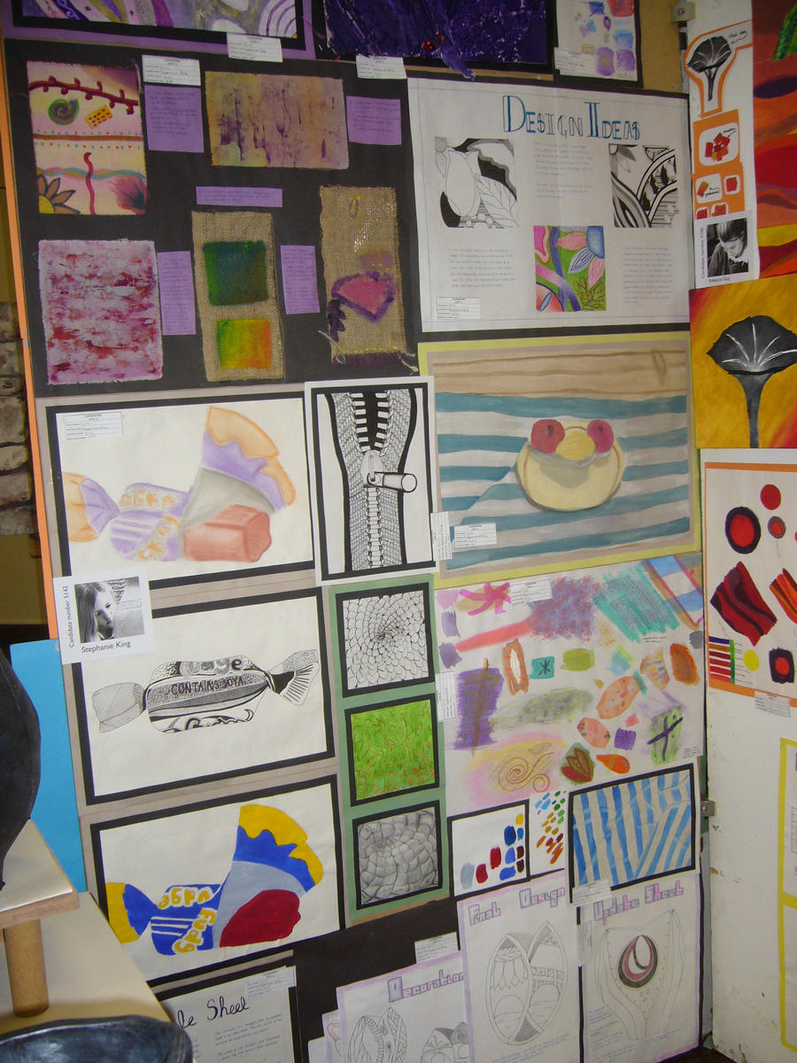 GCSE Art Coursework Ideas That Help Student Perform Exemplarily
