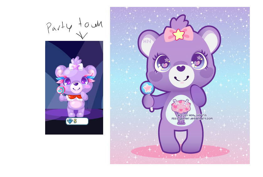 DO NOT SUPPORT THE GAME PARTY TOWN ON FACEBOOK! by felineattraction