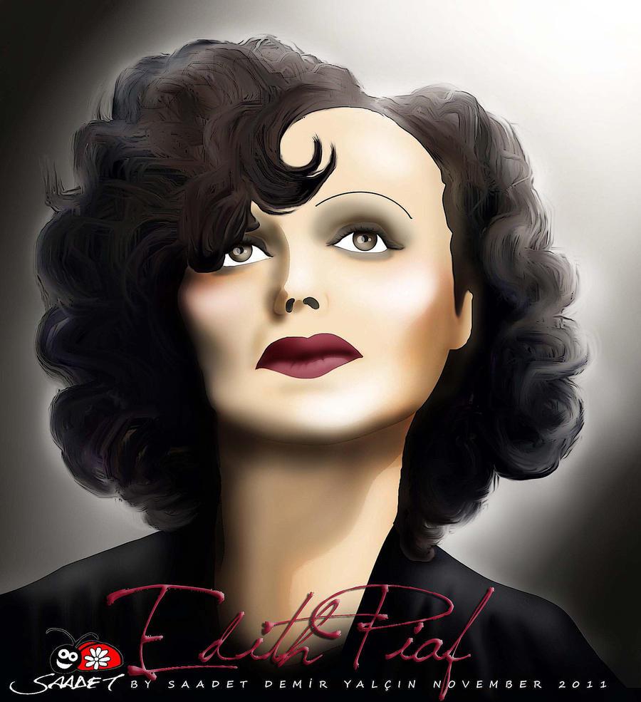 Edith Piaf Height Edith Piaf by