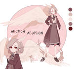 AUCTION ADOPTION (OPEN) by MahoGokai