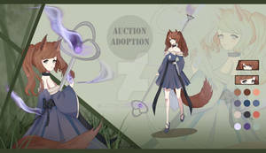 AUCTION ADOPTION (CLOSED)