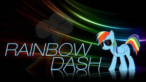 Big Adventure - Rainbow Dash Wallpaper