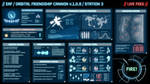 EAF - Orbital Friendship Cannon Interface