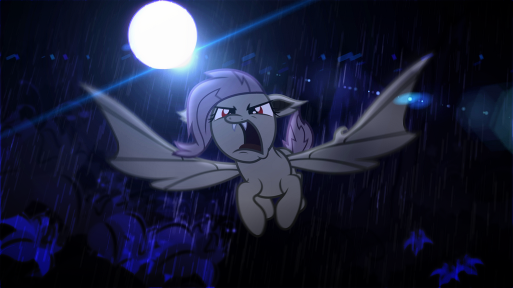 In the Dark of the Night   Wallpaper by smokeybacon