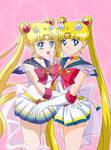 Sailor Moon Eternal vs Sailor Moon SuperS