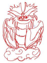Cloudjumper Sketch/W.i.p