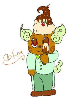 Chakoa (kirby oc)