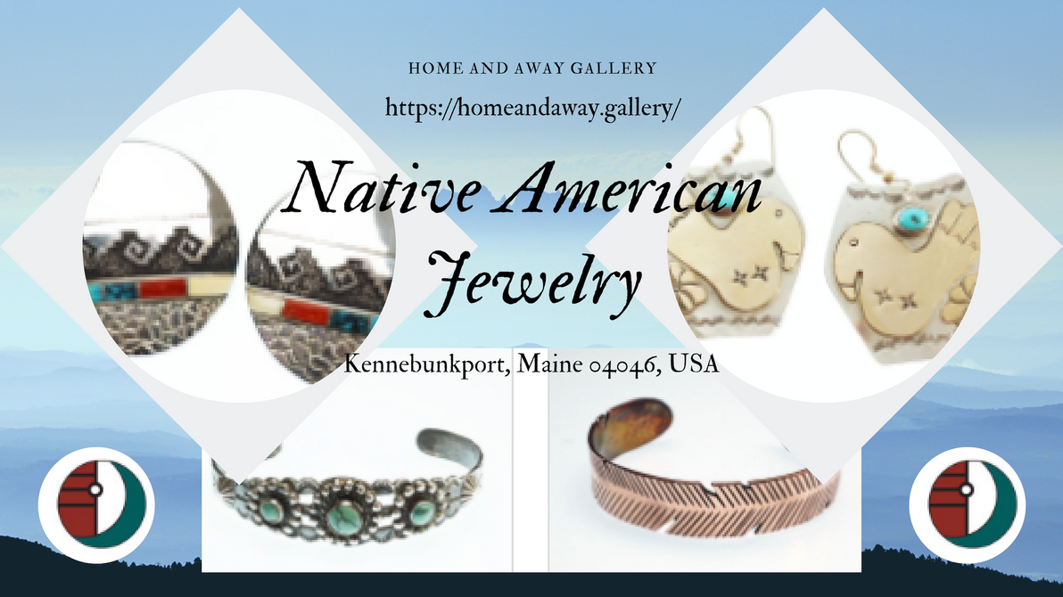 283bf0792 Native American Jewelry- Form of Art by homeandawaygallery on DeviantArt