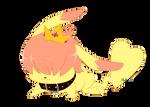 fluffy Arabella