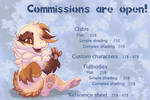 Commissions Are Open by mydlas