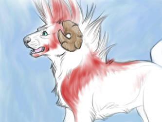 .Helhund Sketch. by CheshireSmile