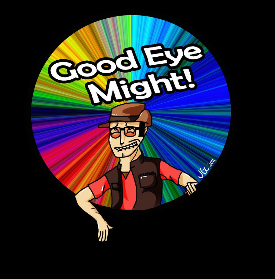 Good Eye Baseball by Sean McCarthy on Dribbble