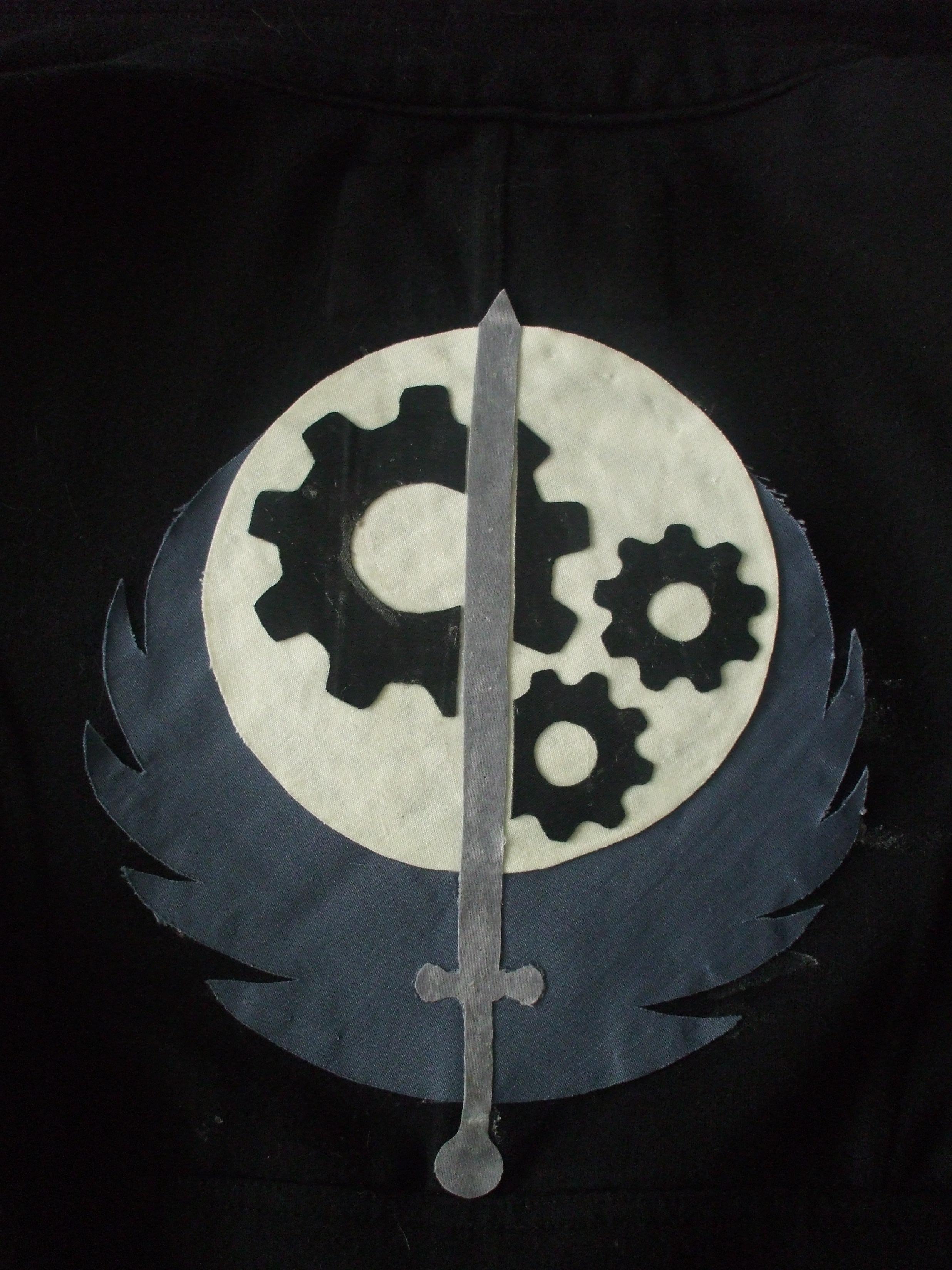 brotherhood of steel by ladydevimon on deviantart