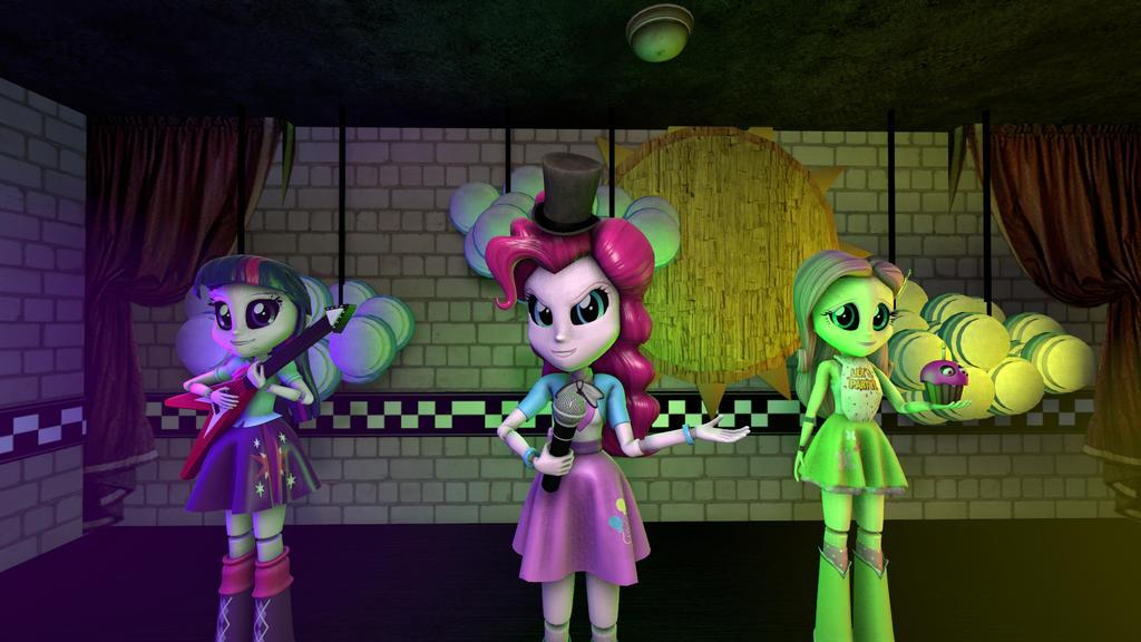 скачать Five Nights At Pinkie S игру - фото 2
