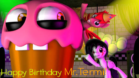 Fillies and gentlecolts... here's mrtermi!