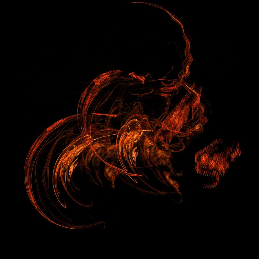 Sun's Coronal Loop - Blur by otaviodiniz