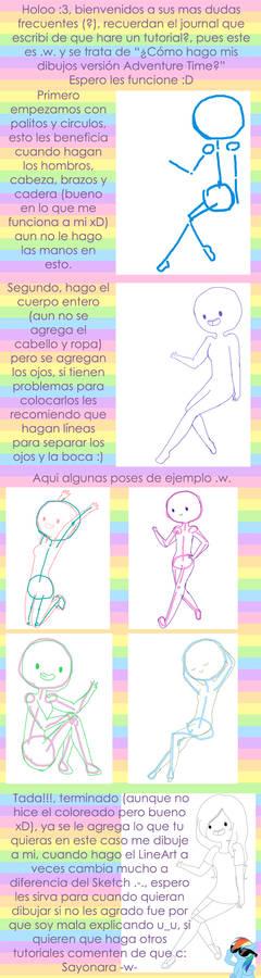 Tutorial - Dibujar modo AT -SPANISH ONLY-