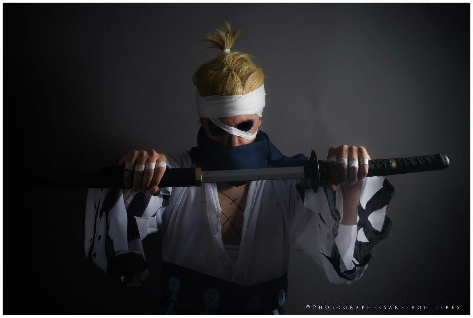 Hanauta Sancho: Yahazu Giri by Frannx