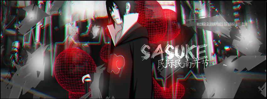 Sasuke by mizaelelGraphics