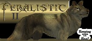 Feralistic II - Keep'n IT Real