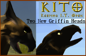 Two New Griffin Heads DL by Some-Art