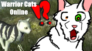 Warrior Cats Online - Alpha Game Play by Some-Art