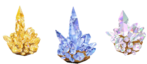 Free Map Object - Crystals v1
