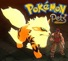 Torchlight 2 - Pokemon Pets
