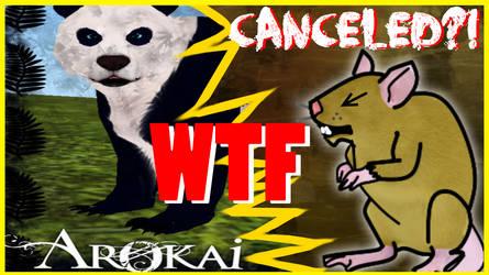 Arokai Canceled - Rant Rat Special (youtube)