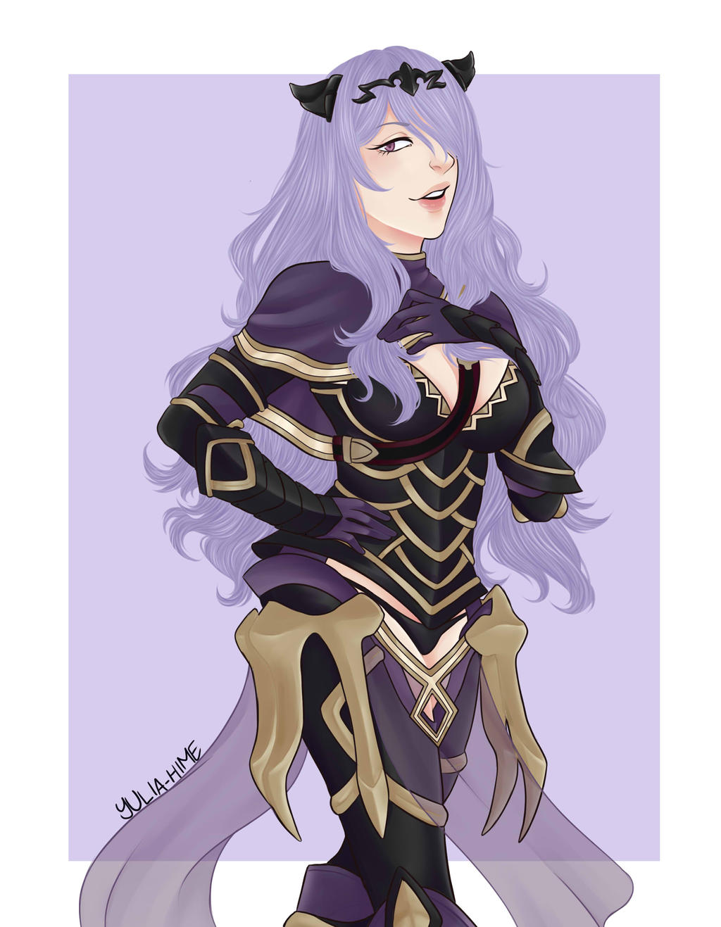 fe if camilla by yulia hime on deviantart