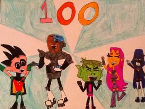 100 Episodes!!!
